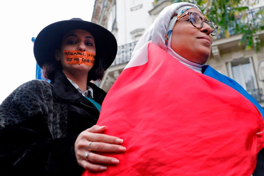 Islamophobia Is Now A Source Of Pride In France Politics Today