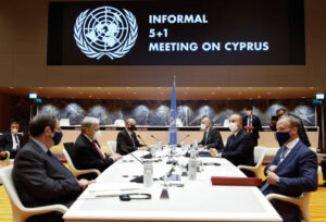 Two-State Solution for Cyprus Difficult, But Not Impossible