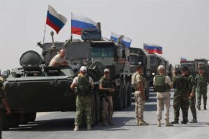 Russia in the Middle East: From Arms to Mercenaries