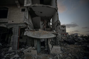 Gaza War Diaries: Survivor Number Five