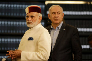 Zionism and Hindu Nationalism Bring Israel and India Together