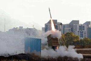Asymmetric Warfare, The Palestinian Struggle and Missile Attacks