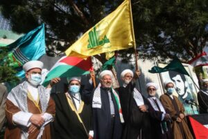 With Jerusalem, Hezbollah Is Now Playing Catch-up