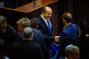 International Support for the New Israeli Government is Misguided