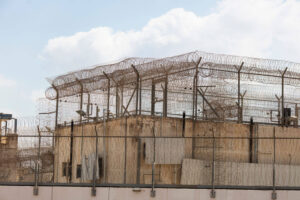 Six Palestinian Prisoners Tunnel Out of Israeli Prison
