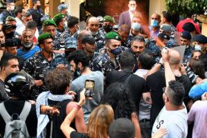 Lebanon's Specter of Civil War