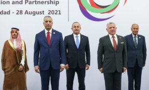 Al-Kadhimi's Dashing Hopes: Regional Security Conference Held in Baghdad
