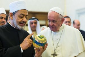 The Pope and the Grand Sheikh of Al Azhar Show the Way Forward
