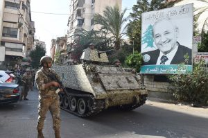 How Protests for Removing Beirut Blast Judge Turned to Bloodshed: An Eyewitness Account
