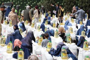 Uncertainty Looms Over Afghanistan's Food Insecurity