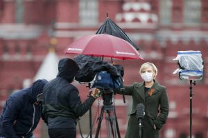 """The """"Foreign Agent"""" Law in Russia: A New Cold War on Journalists"""