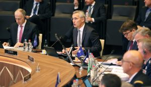 Jens Stoltenberg on the Rise of China: Is NATO Pivoting to the Indo-Pacific?